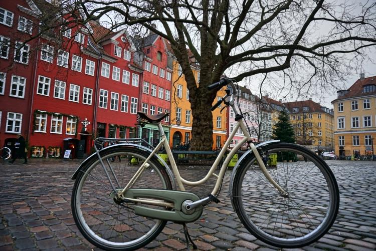 Mobilità, bicicletta a Copenaghen