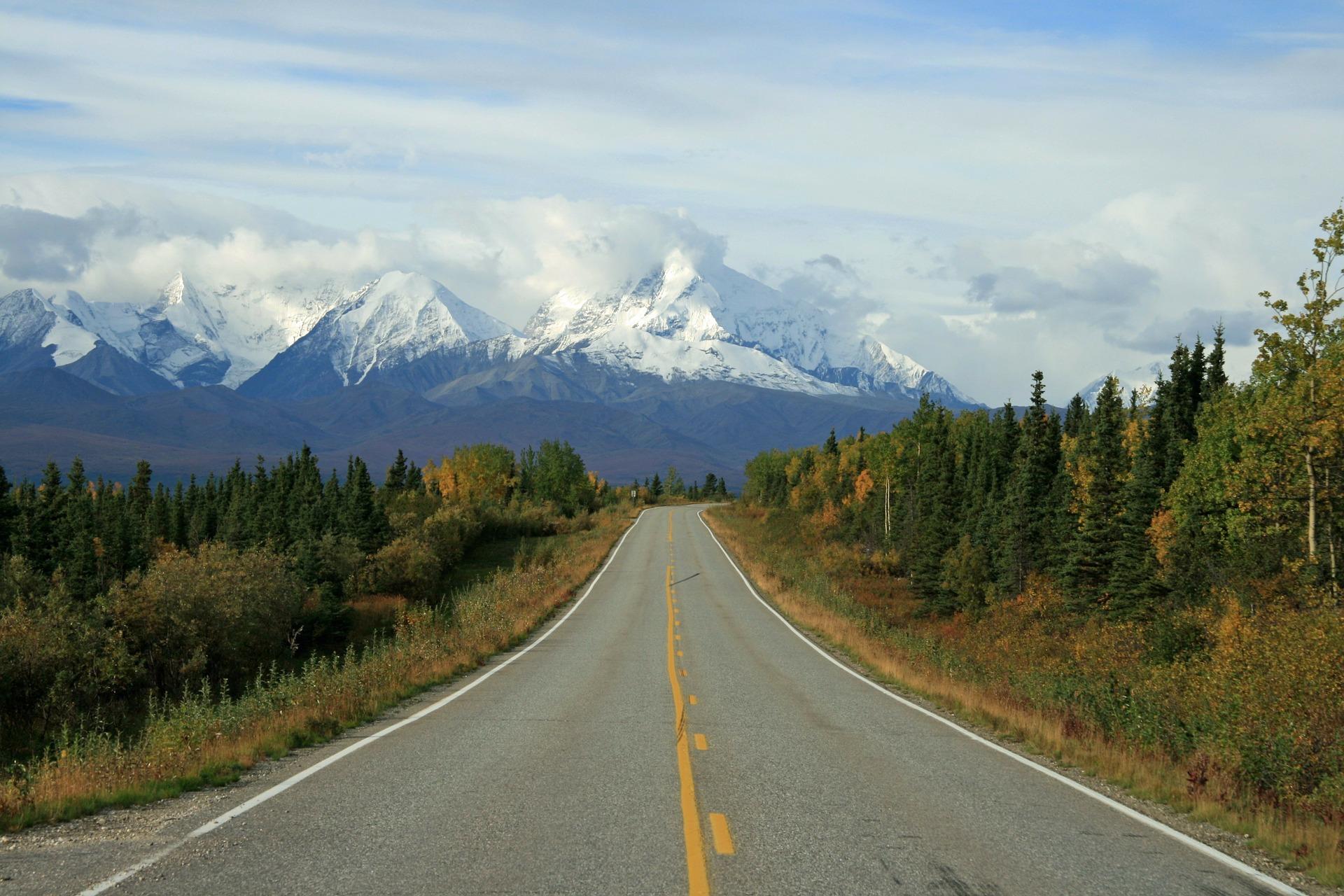 panorama Alaska