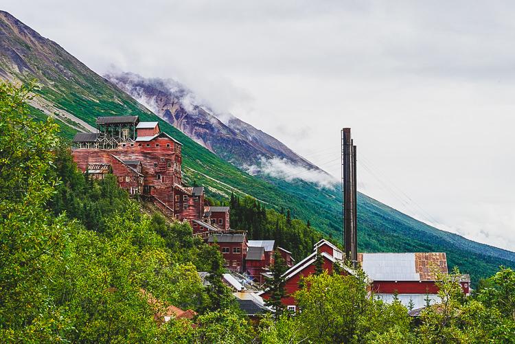 Miniera di Kennicott, Alaska