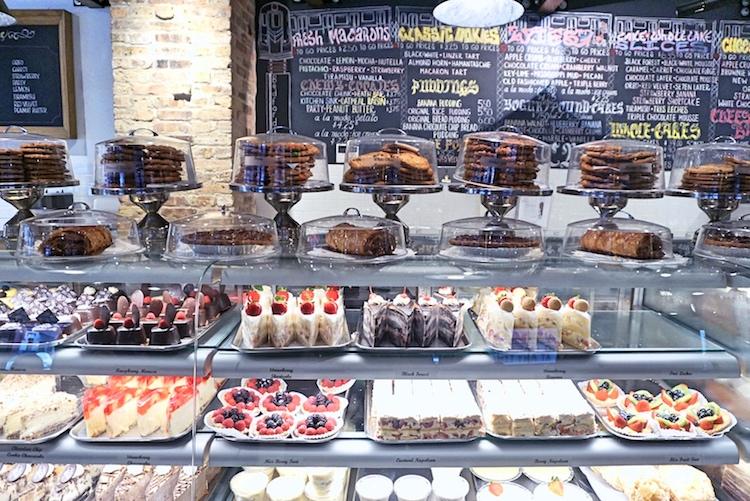 New York Marthas Country Bakery