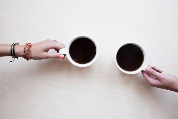 caffè tra amici