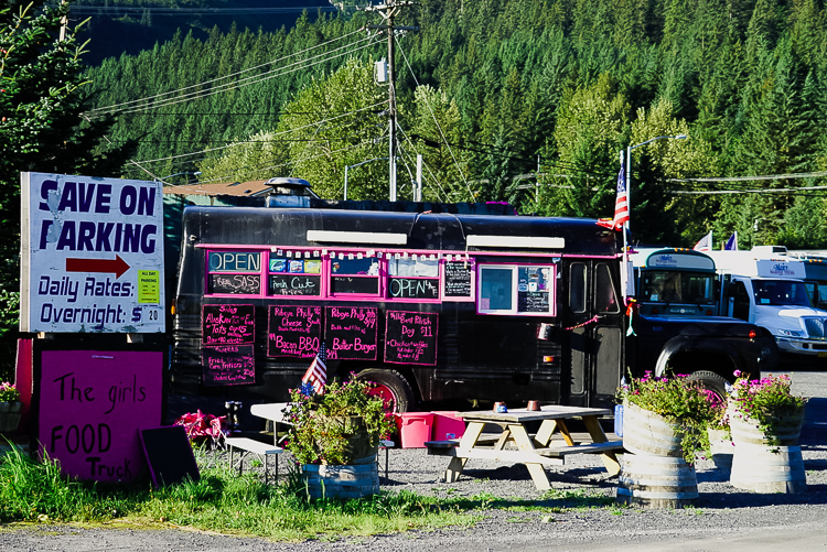 Food Truck a Seward