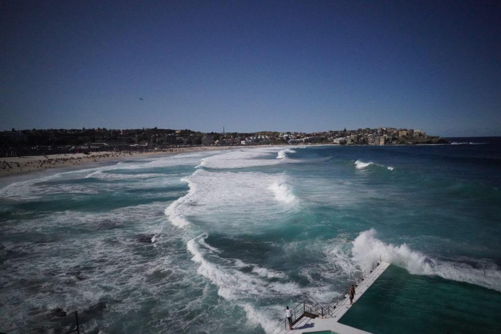 Piscina e spiaggi di Bondi Beach, Sydney