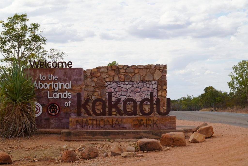 Kakadu National Park, ingresso al parco